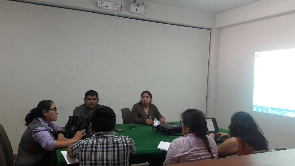 La Universidad José Carlos Mariátegui a través de la Oficina de Calidad Universitaria y Acreditación viene realizando reuniones para mejorar las Condiciones Básicas de Calidad exigidas por la SUNEDU.