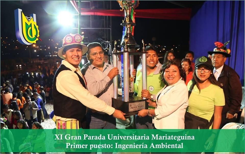 XI GRAN PARADA UNIVERSITARIA 2017