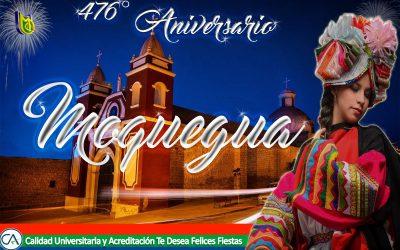 476 ANIVERSARIO MOQUEGUA