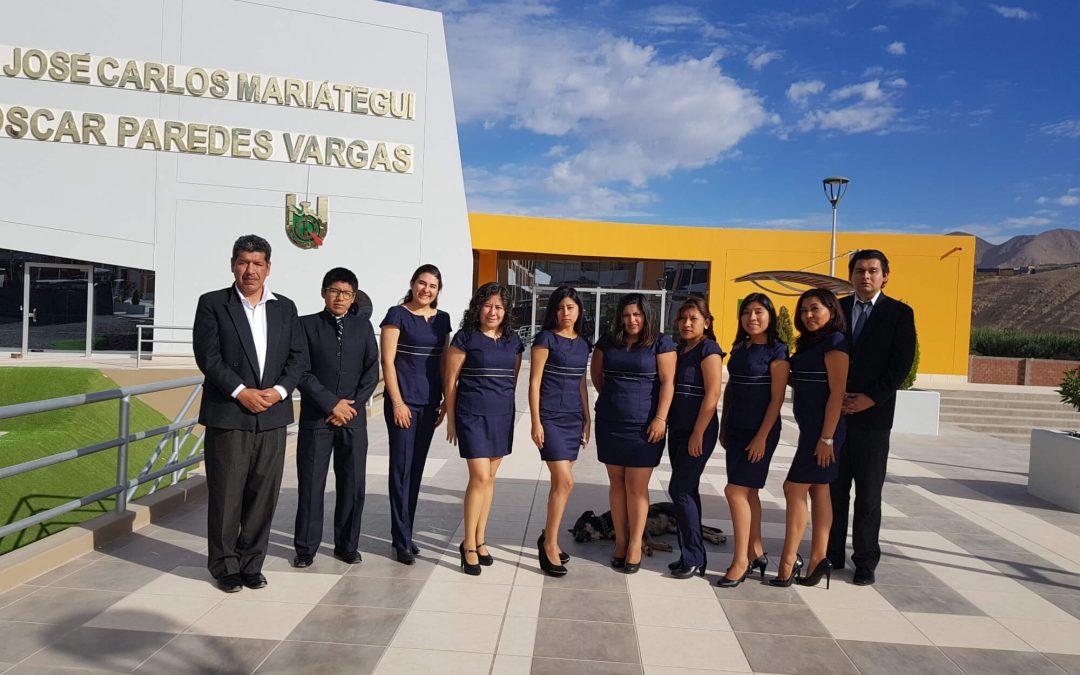 Feliz XXIX Aniversario Universidad José Carlos Mariátegui