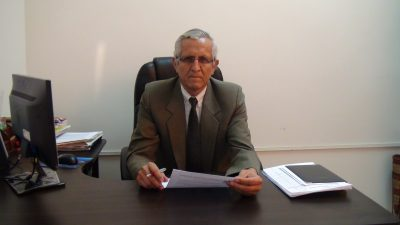 Dr. Daniel Gustavo Adolfo Reinoso Rodriguez