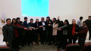CAPACITACIÓN FILIAL ILO @ Auditorio de la Filial
