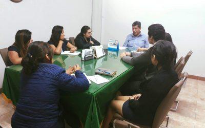 REUNIÓN DE EQUIPO DE TRABAJO-OCUA