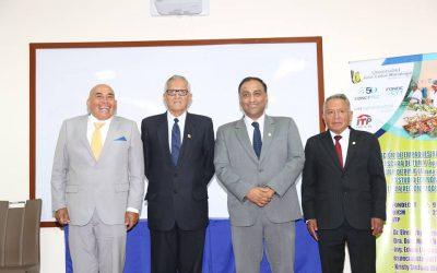 APERTURA DE CLASES EN LA FACULTAD DE CIENCIAS JURÍDICAS Y EMPRESARIALES
