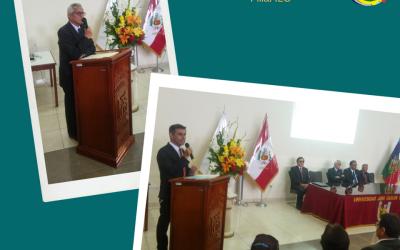 """APERTURA DE CLASES EN LA FILIAL ILO """"BIENVENIDA A LOS ESTUDIANTES"""""""